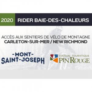 Laissez-passer Baie des Chaleurs vélo