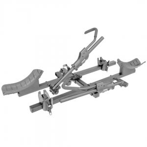"""Le T2 Classic 2 - 1.25"""" est un support pour vélos à plateforme ultrarobuste sans dispositif de serrage sur cadre sécuritaire"""