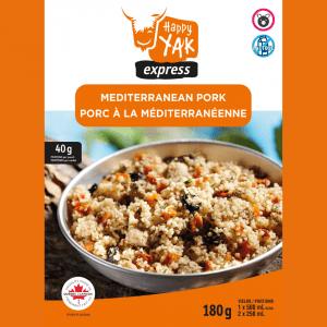 Porc à la méditerranéenne Happy Yak